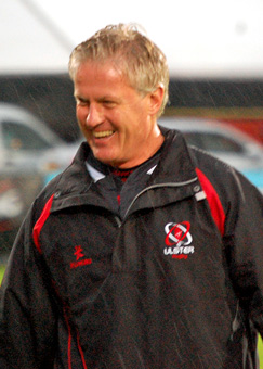 Matt Williams, Ulster Rugby