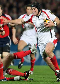 David Pollock, Ulster Rugby